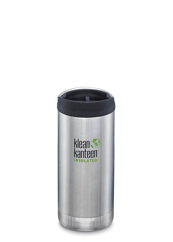 Klean Kanteen TKWide Ισοθερμικό Παγούρι 355ml - Brushed Stainless
